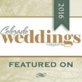 Colorado Wedding Magazine Badge