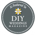 DYI Wedding Magazine Badge