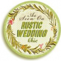 RusticWeddingChicBadge