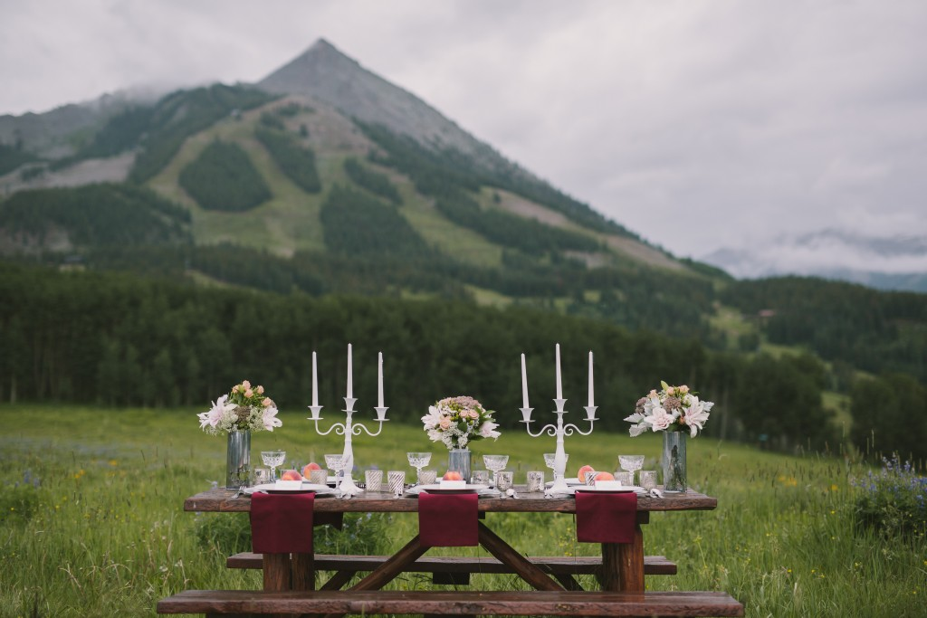 Crested Butte Styled Shoot