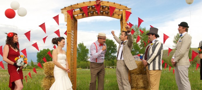 Circus Themed Wedding: The Unique and Unexpected Elements