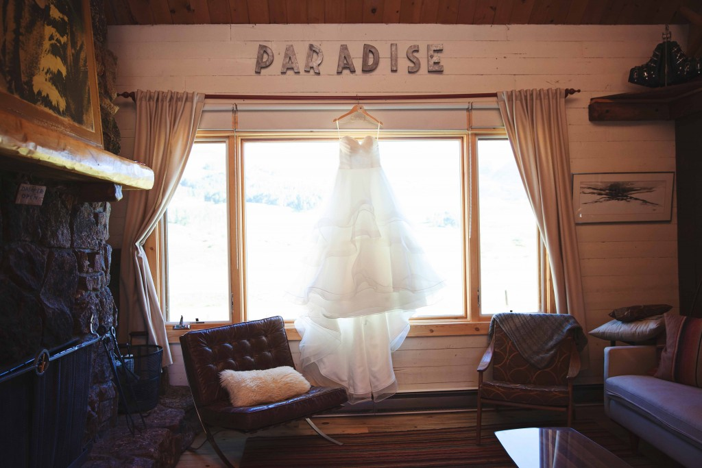 Paradise Crested Butte Wedding