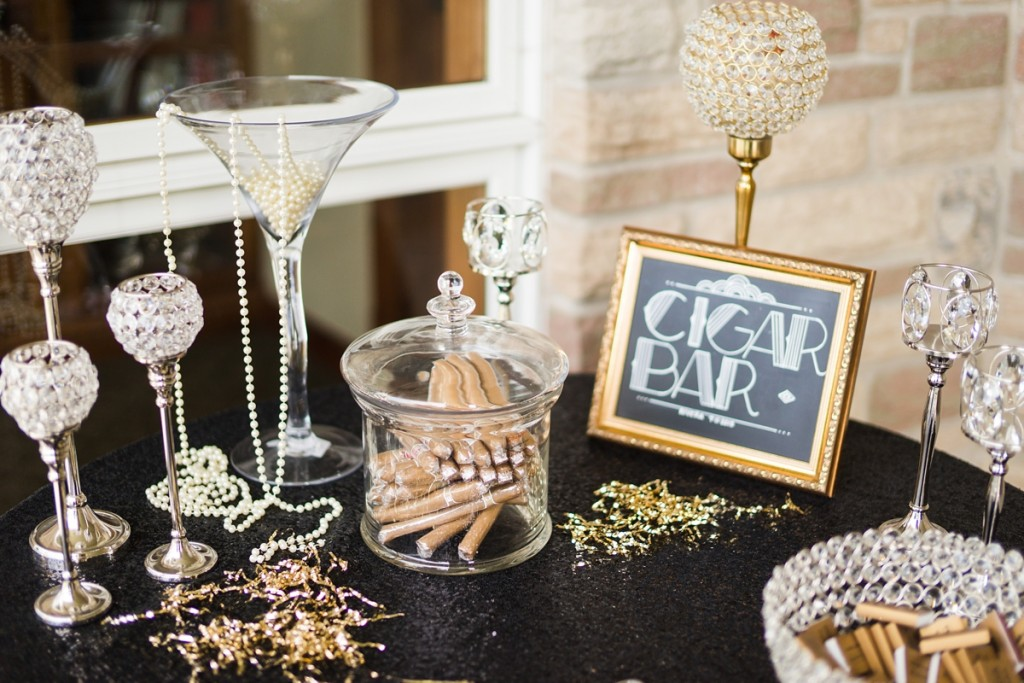 Great Gatsby Wedding Carrie Ruben Lucky Penny Event Planning