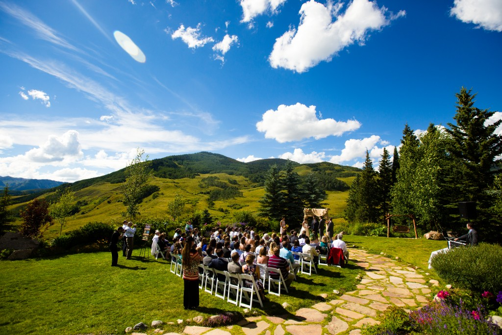 Crested Butte Outdoor Wedding
