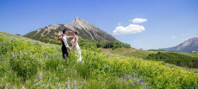 Kaitie + Des Crested Butte Wedding