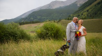 Crested Butte Town Ranch Wedding {McKenzie + Hamilton}