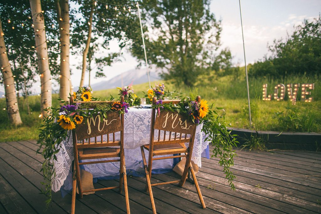 Kristin + Phil Crested Butte Waterfall Elopement