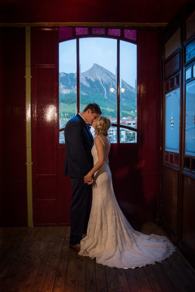 Crested Butte's Mirror Palace Gem Tone Inspiration Photo Shoot