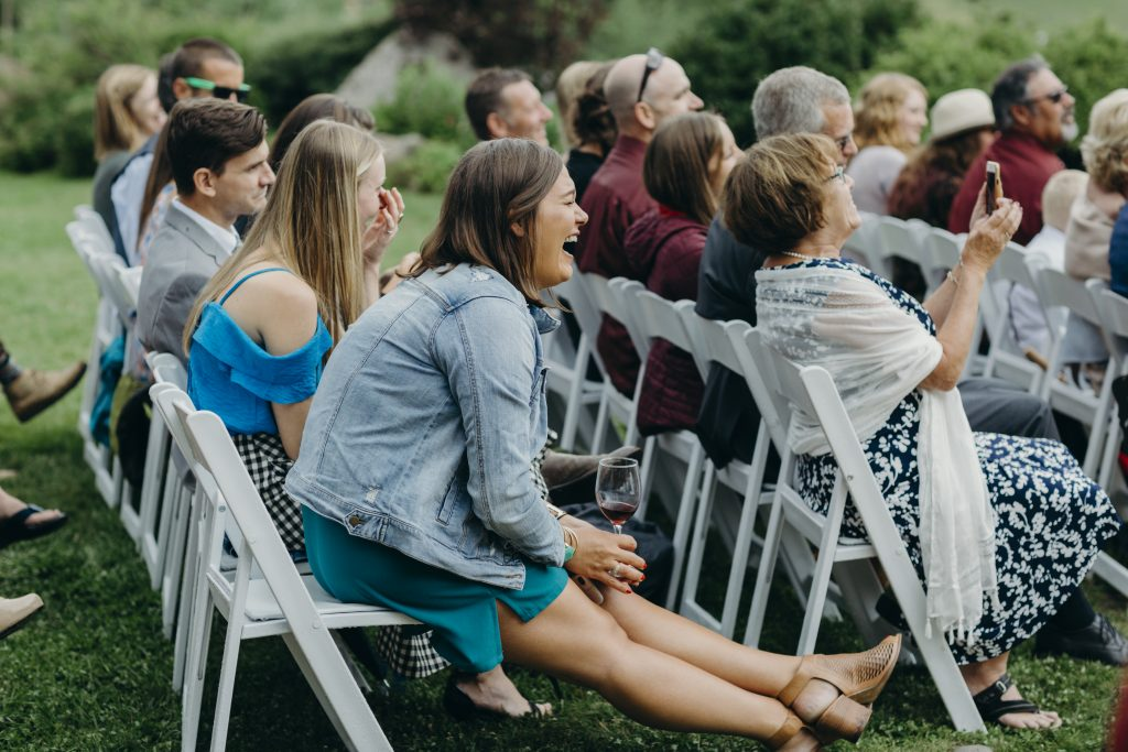 Nicole + Ryan's Boho Crested Butte Wedding