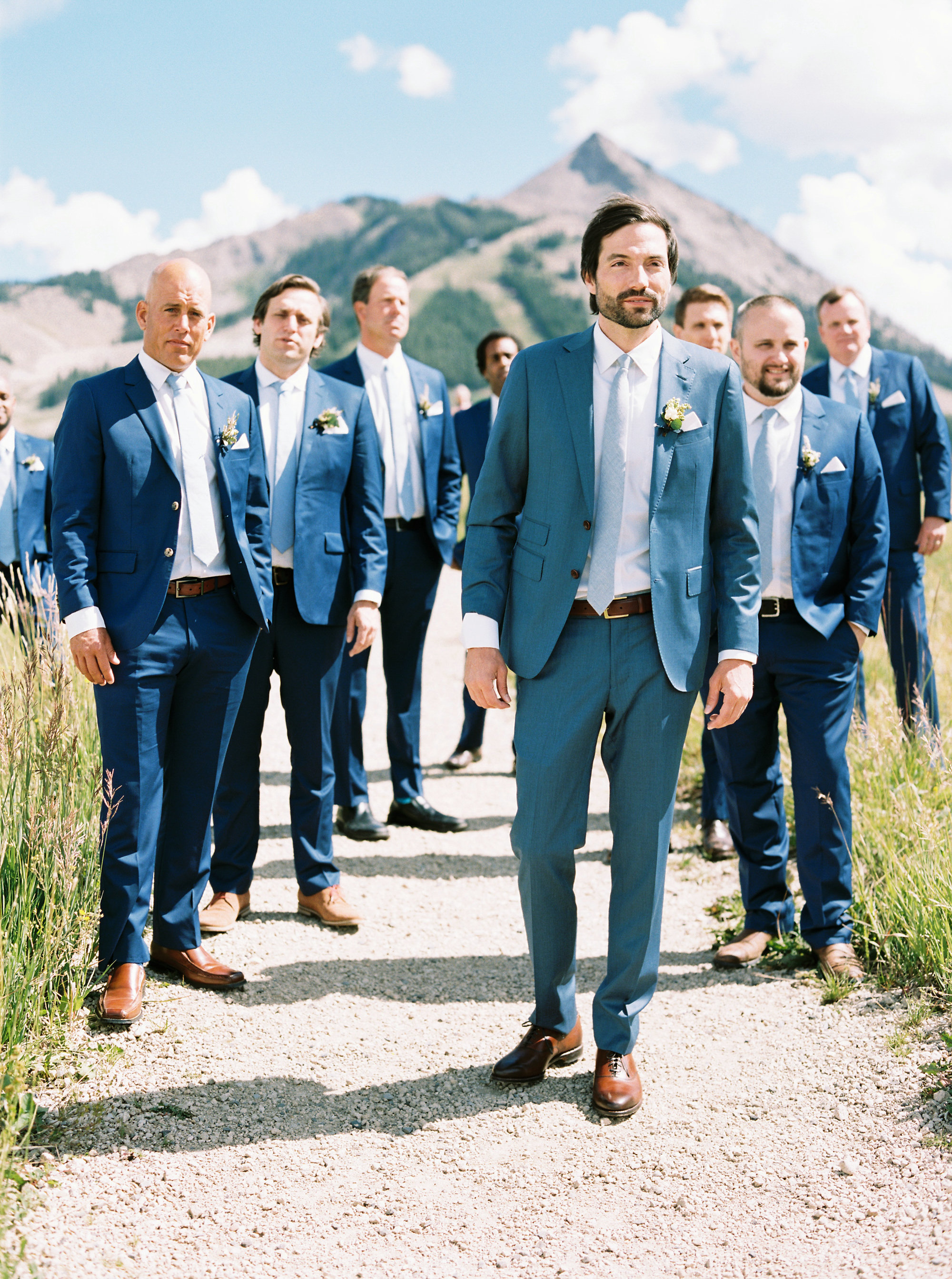 Mountain Top Wedding at Ten Peaks Crested Butte Colorado
